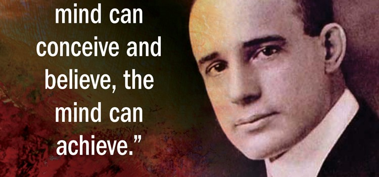Top Quotes for Success by Napoleon Hill